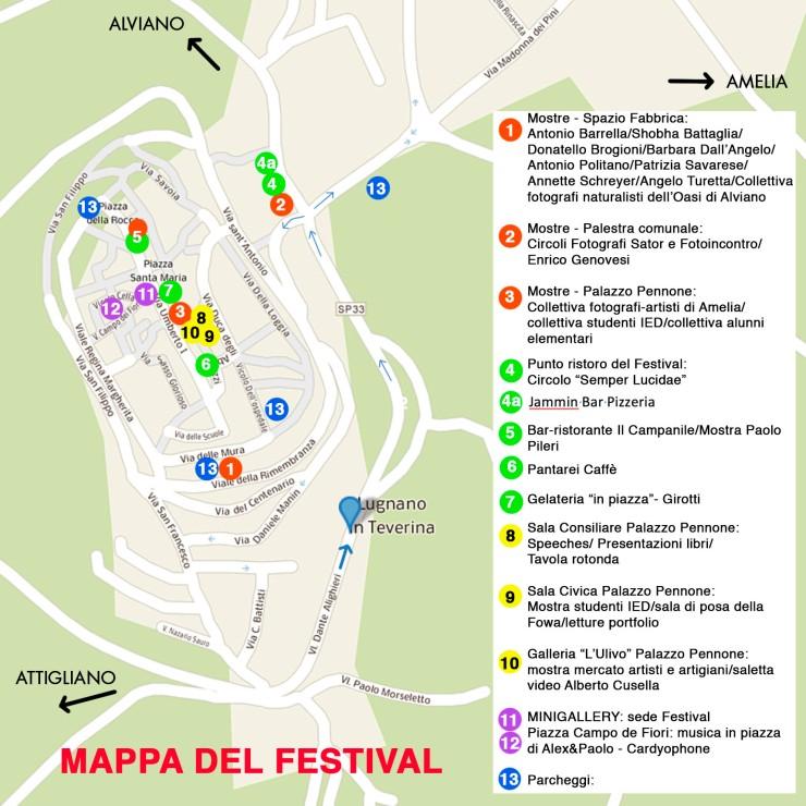 mappa festival